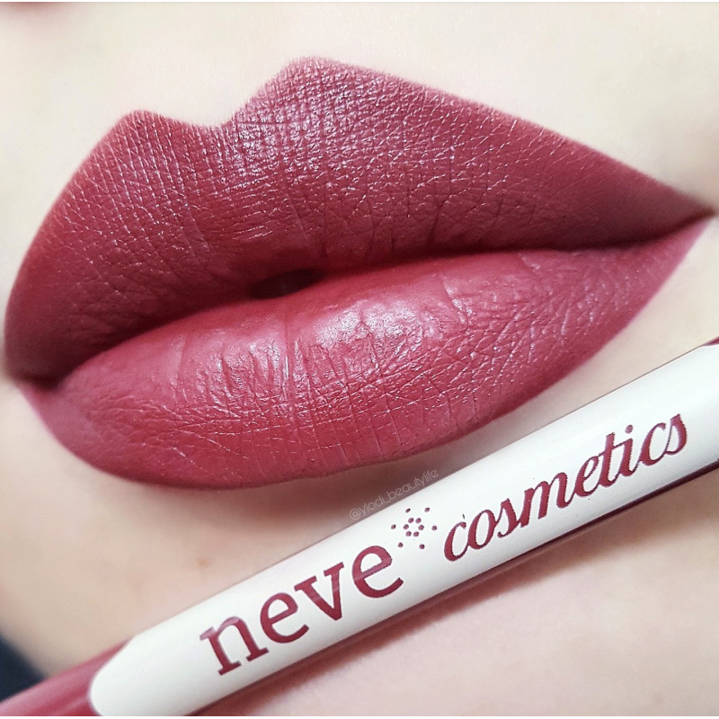 Neve Cosmetics Pastello Lipcolor Olovka za Usne Vino