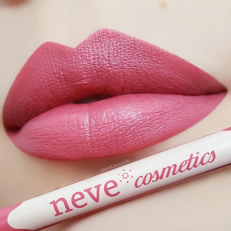 Neve Cosmetics Pastello Lipcolor Olovka za Usne Orchidea