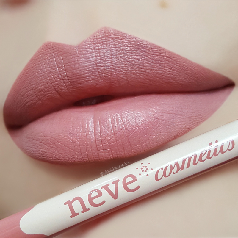 Neve Cosmetics Pastello Lipcolor Olovka za Usne Ballerina