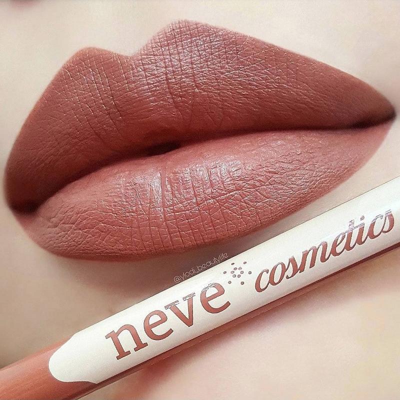 Neve Cosmetics Pastello Lipcolor Olovka za Usne Cappuccino