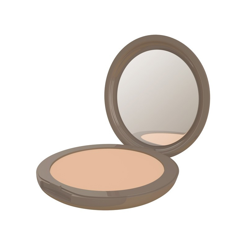 Neve Cosmetics Flat Perfection Foundation Puder u kamenu Medium Neutral