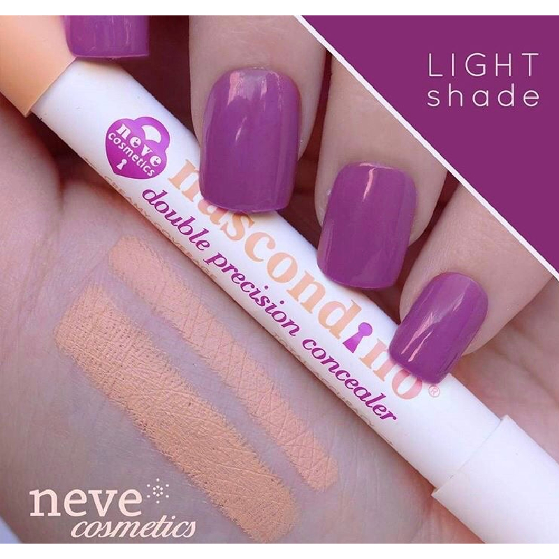 Neve Cosmetics Nascondino Double Precision Concealer Korektor u Olovci Light