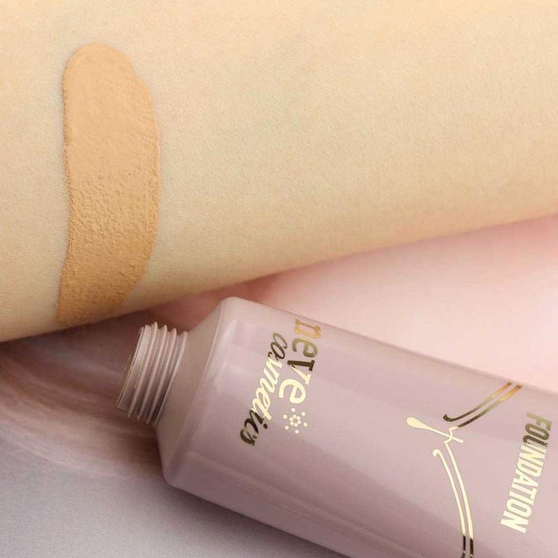 Neve Cosmetics Creamy Comfort Foundation Tečni Puder Tan Neutral