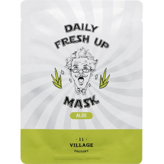Village 11 Factory Daily Fresh Up Mask Aloe Maska za lice sa Alojom