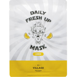 Village 11 Factory Daily Fresh Up Mask Lemon Maska za lice sa limunom
