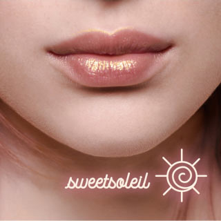 Neve Cosmetics Lippini Labelo Balzam za usne Sweetsoleil