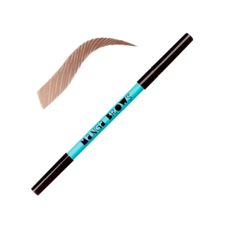 Neve Cosmetics Manga Brows Olovka za obrve Warm Blonde Soft Brown