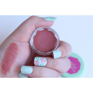 Neve Cosmetics Blush Garden Kremasto Rumenilo Friday Rose