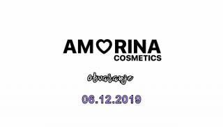Amorina Cosmetics otvaranje