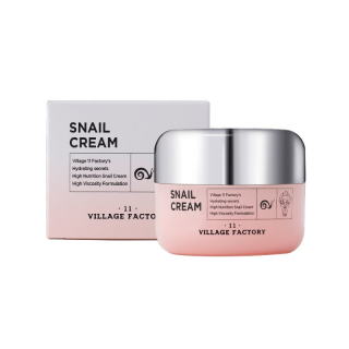 Village 11 Factory Snail Cream Krema za lice Puž