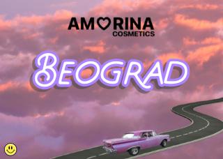 Amorina Cosmetics prodajna mesta Beograd