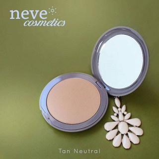 Neve Cosmetics Flat Perfection Foundation Puder u kamenu Tan Neutral