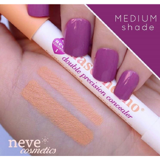 Neve Cosmetics Nascondino Double Precision Concealer Korektor u Olovci Medium