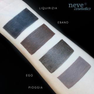 Neve Cosmetics Pastello Eyeliner Olovka za oči Liquirizia
