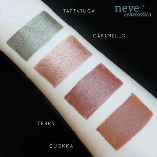 Neve Cosmetics Pastello Eyeliner Olovka za oči Terra
