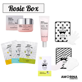 Rosie Box za negu lica i tela
