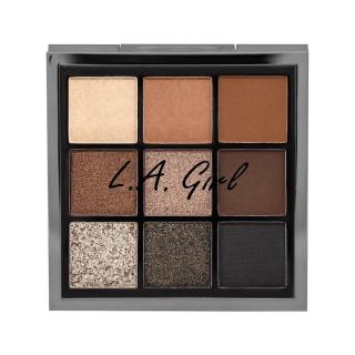 Paleta senki L.A. Girl Keep It Playful Eyeshadow Palette - Downplay