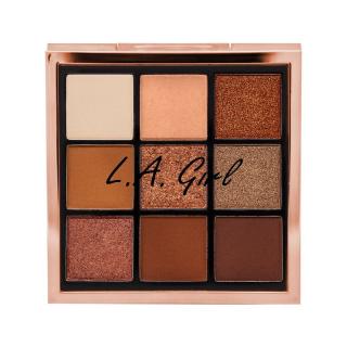 Paleta senki L.A. Girl Keep It Playful Eyeshadow Palette - Foreplay
