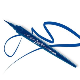 Mat ajlajner marker L.A. Girl Line Art Matte Eyeliner - Cobalt