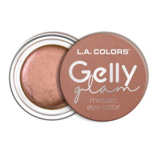 Tečna senka za oči L.A. COLORS Gelly Glam Metallic Eye Color - Extra