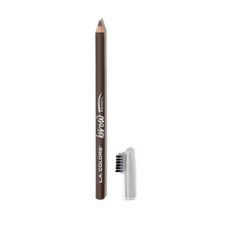 Olovka za obrve L.A. COLORS On Point Brow Pencil - Soft Brown