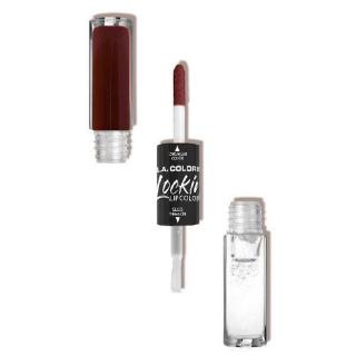 Tečni ruž L.A. COLORS Lockin' Lip Color - Goth Chic