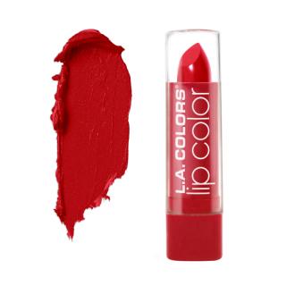Hidrantni ruž L.A. COLORS Moisture Rich Lip Color - Cherry Red