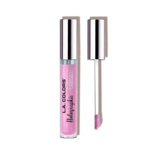 Holografski sjaj za usne L.A. COLORS Holographic Iridescent Lipgloss - Sugared