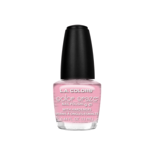 Lak za nokte L.A. COLORS Color Craze Nail Polish - Delicate