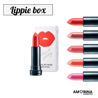 LIPPIE BOX set polu-mat ruževa