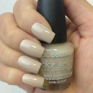 Lak za nokte L.A. COLORS Color Craze Nail Polish - Whippe