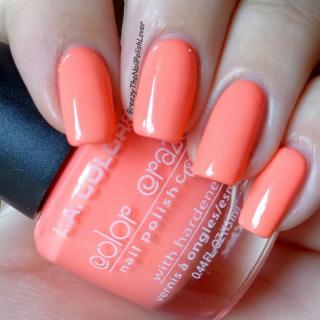 Lak za nokte L.A. COLORS Color Craze Nail Polish - Nectarine